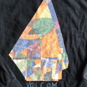 GUC boys Volcom cotton graphic tee